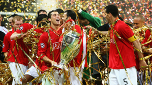 Manchester United Champions League 2007-08