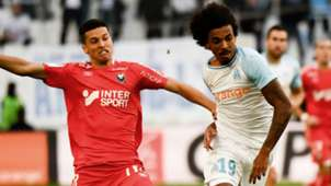 Luiz Gustavo Marseille Caen Ligue 1 07102018