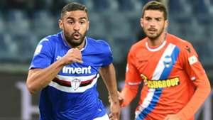 Gregoire Defrel Sampdoria SPAL Serie A