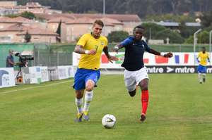 Ulrick Eneme-Ella France U18