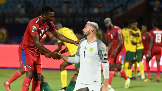 Afcon 2019: Choosing between Bafana keepers Keet and Williams a tough call - Arendse