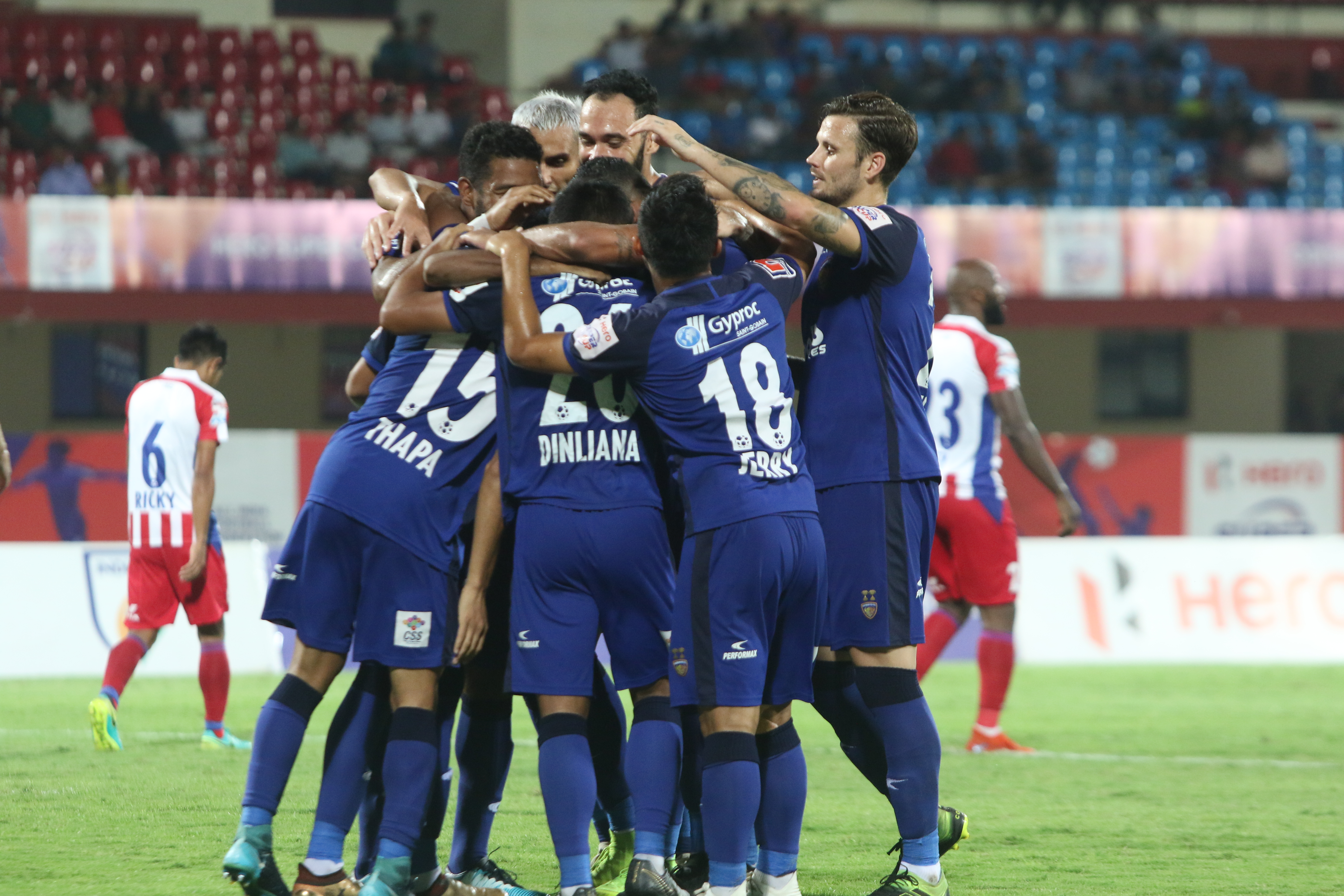 ATK vs Chennaiyin Super Cup 2019