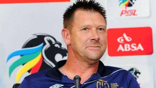 Cape Town City, Eric Tinkler