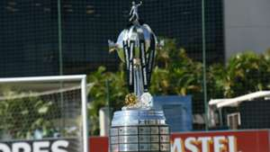 Copa Libertadores Trofeo Medallas