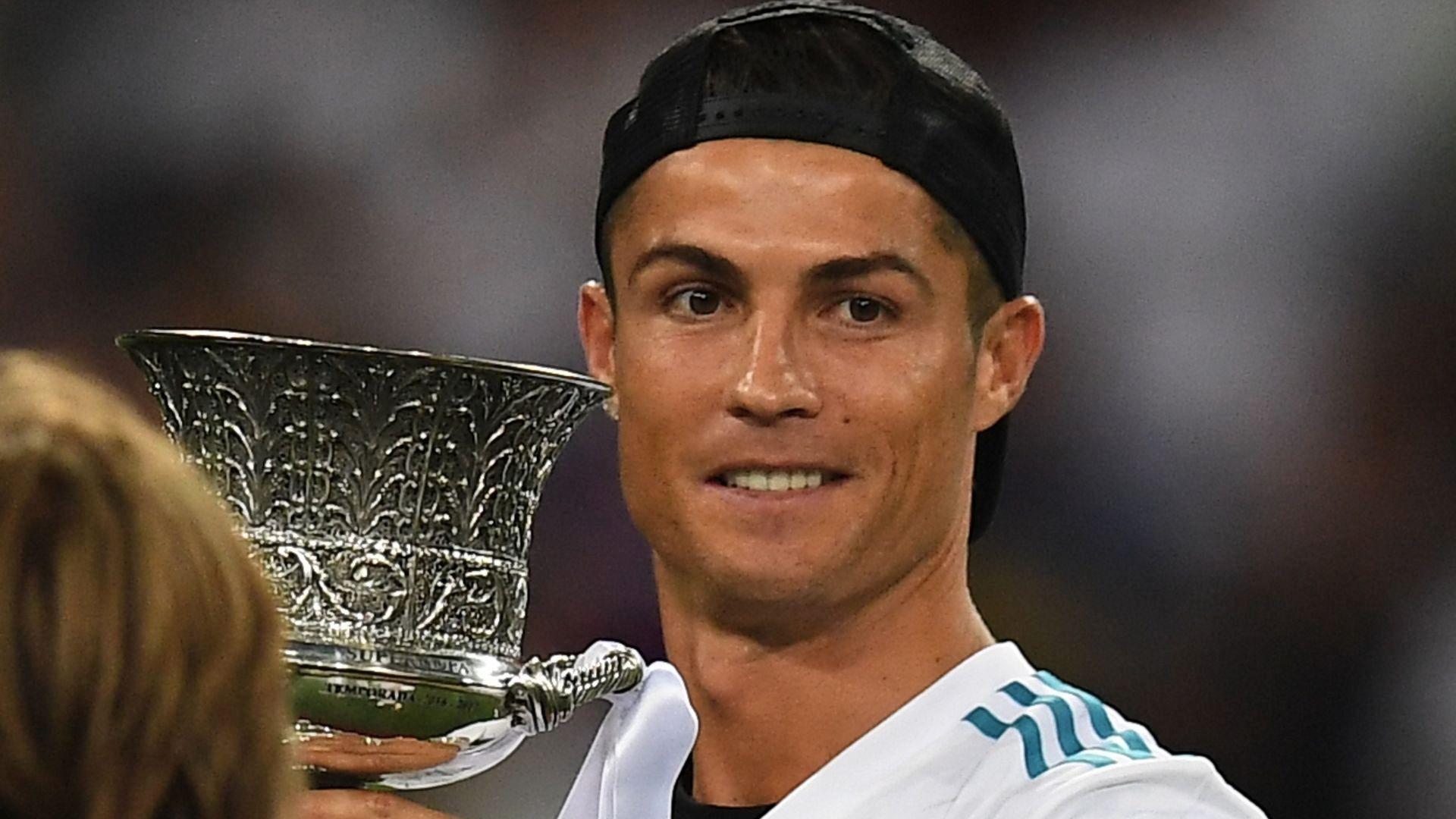 Cristiano Ronaldo Real Madrid Supercopa de Espana 16082017