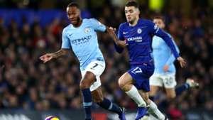 Chelsea Manchester City 08122018