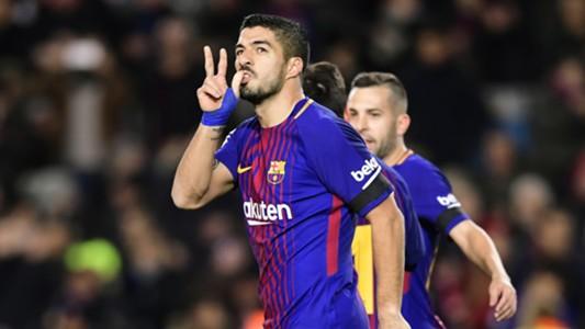 Luis Suarez FC Barcelona 17122017