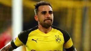 Paco Alcacer Borussia Dortmund 2018-19