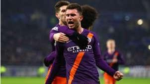 Aymeric Laporte Manchester City Lyon Champions League 27112018