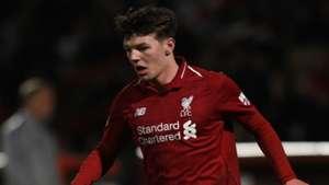 Bobby Duncan Liverpool 2018/19