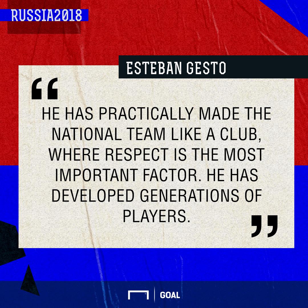 Esteban Gesto quote