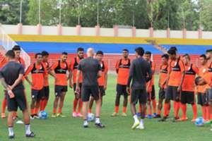 India U23 Camp