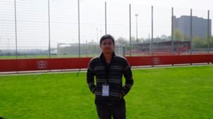 Farabi Firdausy Tur Bayer Leverkusen Bundesliga