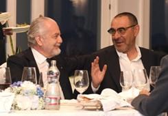 De Laurentiis Maurizio Sarri