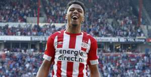 Ex-Arsenal forward Malen scores five goals for PSV
