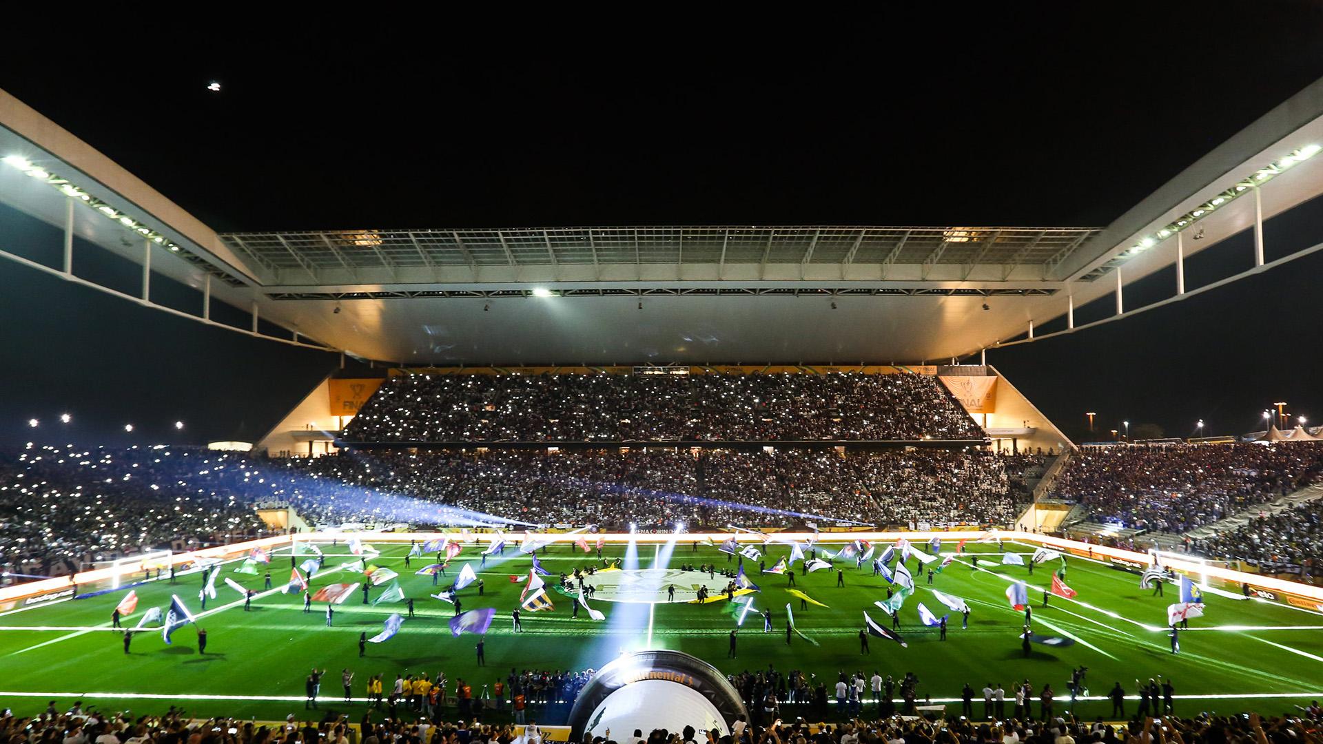 Arena Corinthians view 2018