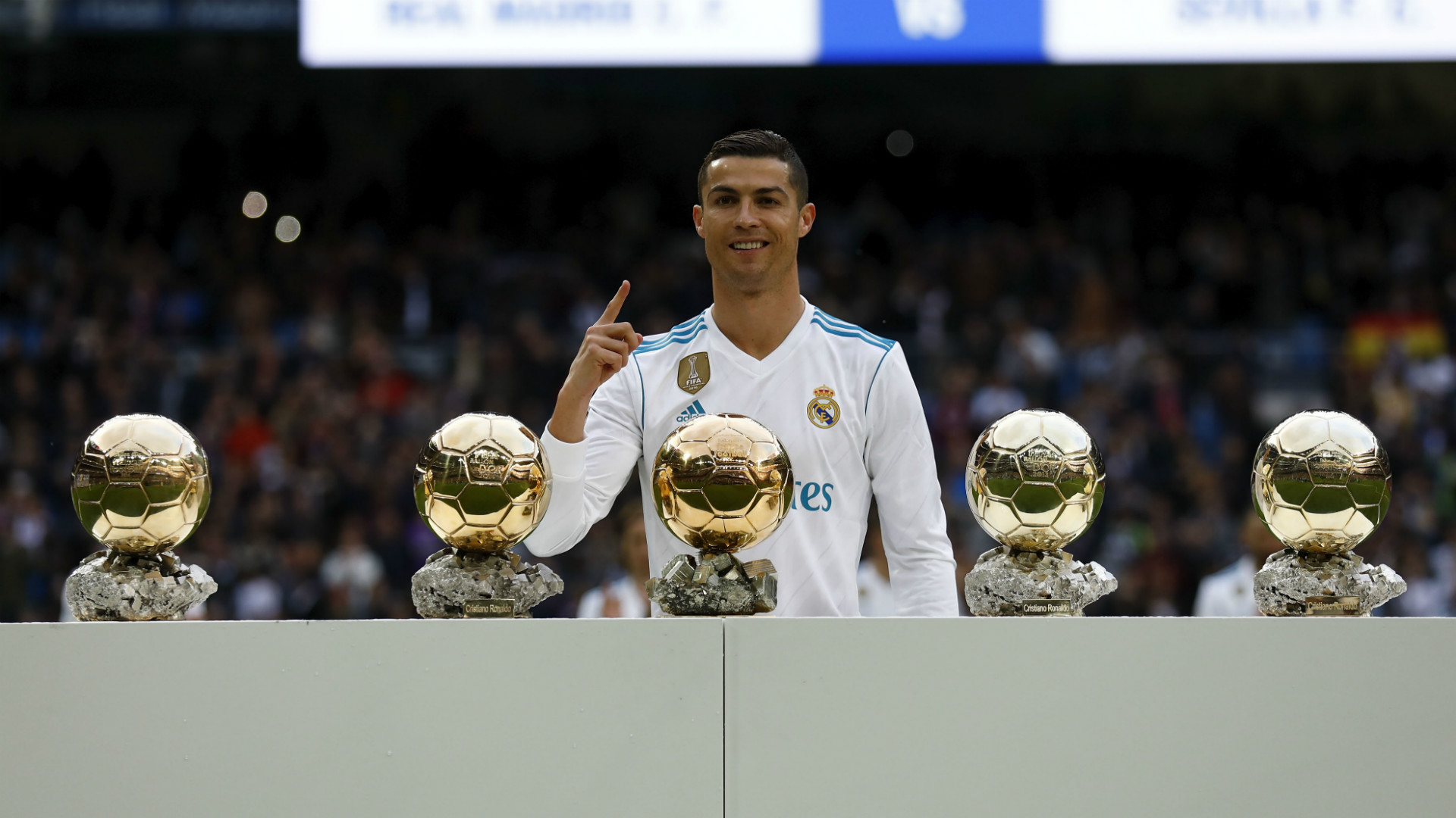 6fb805b578f Cristiano Ronaldo  How many Ballons d Or has he won  How much is he ...