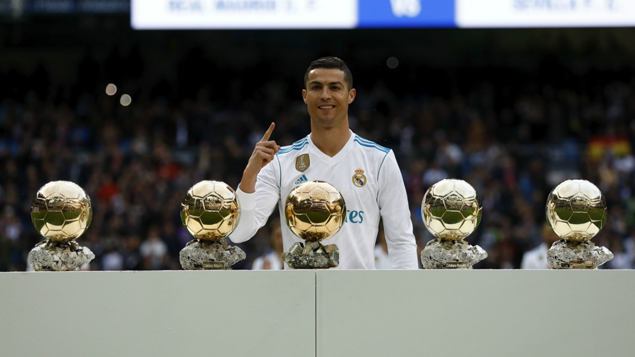 Cristiano Ronaldos Trophies The 15 Real Madrid Titles Hes Won
