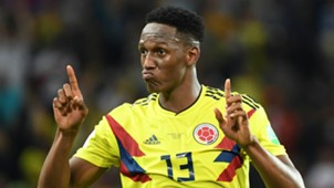 Yerry Mina Colombia World Cup 2018