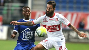 Jimmy Durmaz Charles Traore Troyes Toulouse Ligue 1 09092017