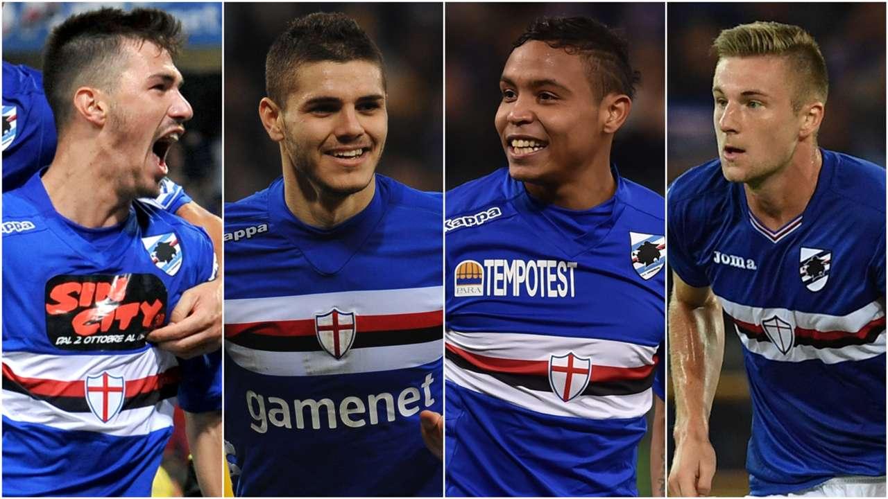 Sampdoria collage