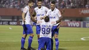 Lucas Silva Henrique Thiago Neves Sassá Fluminense Cruzeiro Campeonato Brasileiro 20072017