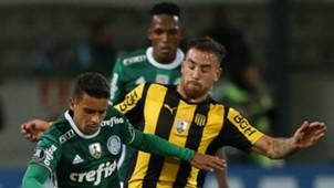 Jean - Palmeiras x Peñarol  - 27/04/2017