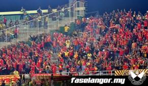 Selangor fans, Malaysia Super League, 15072017