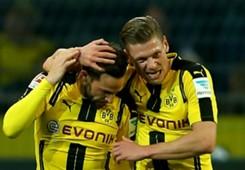 Gonzalo Castro Borussia Dortmund Hamburger