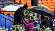 Winnie Madikizela-Mandela and Desmond Tutu