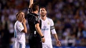 Sergio Ramos Deportivo Real Madrid LaLiga 20082017