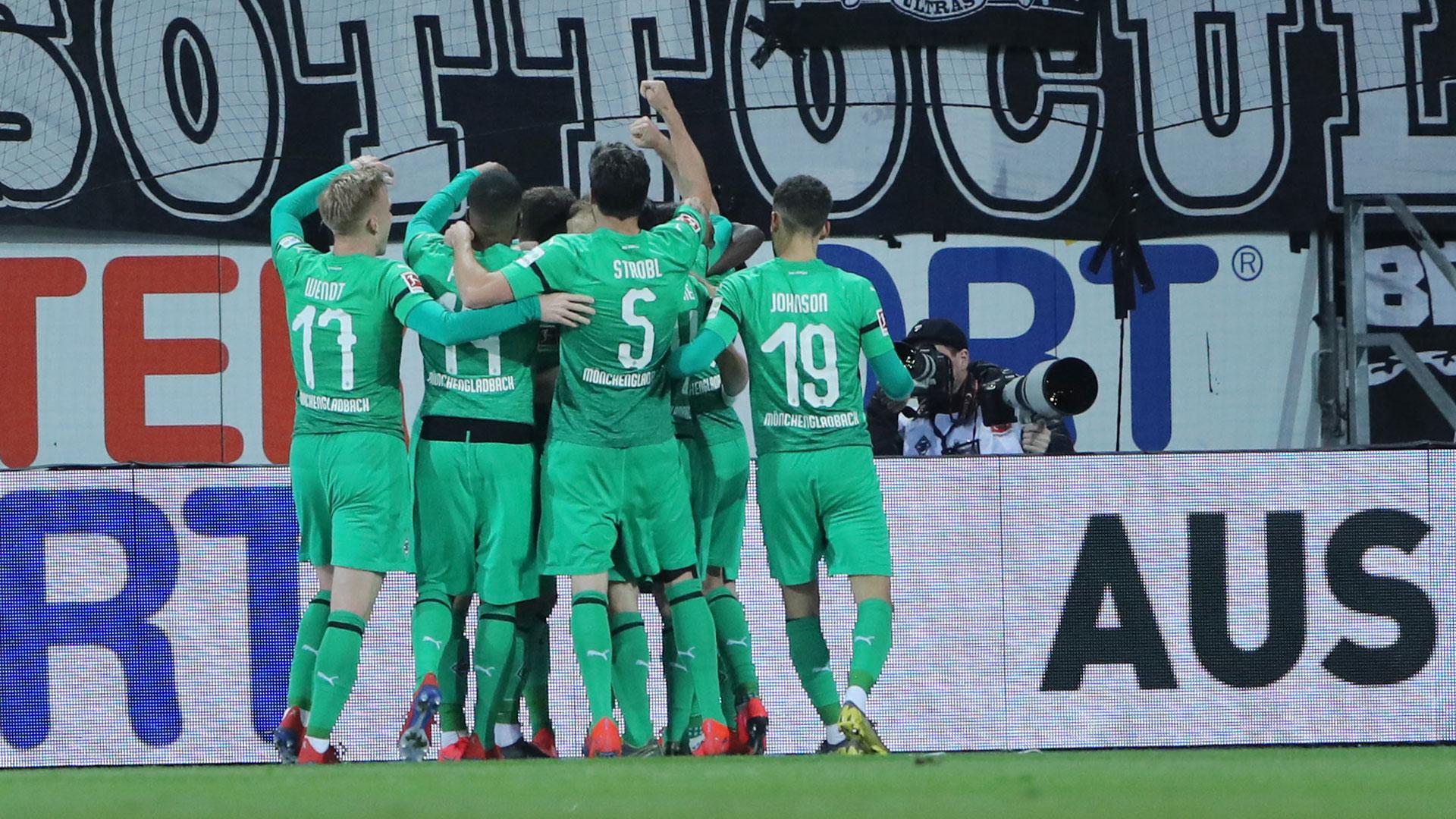 Borussia Mönchengladbach Bundesliga 09032019