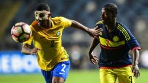 Wesley Brazil U17 2017