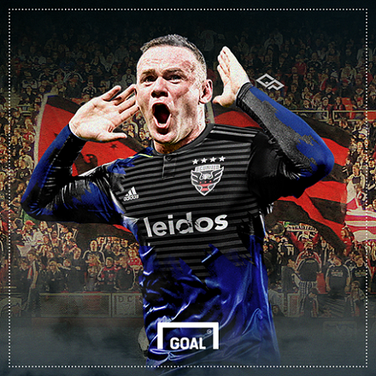 Rooney to DC United?