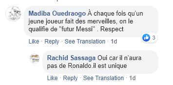 Cong Phuong Vietnamese Messi
