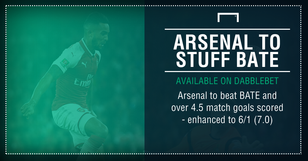 BATE Arsenal boost