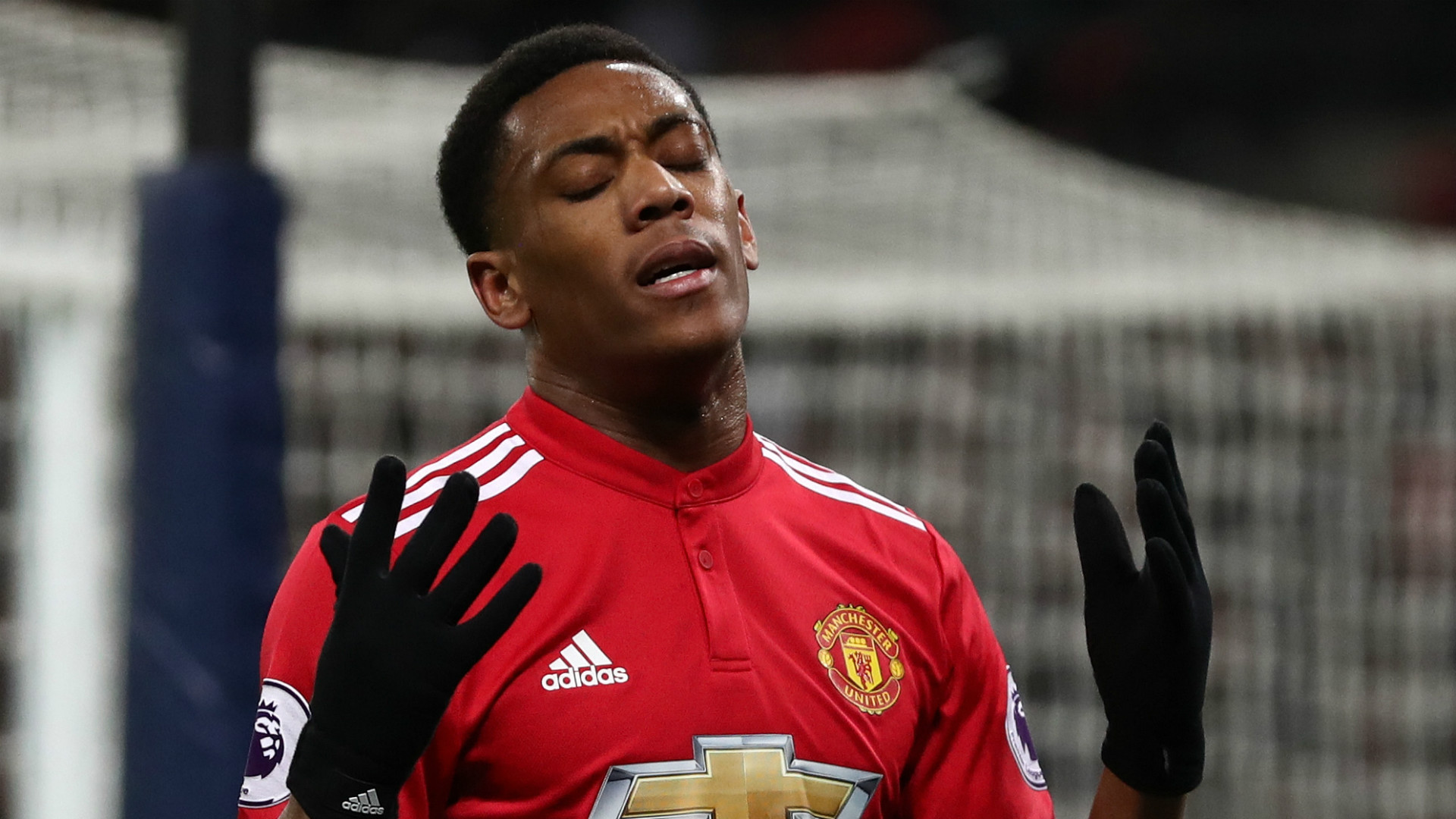 Anthony Martial wants to leave Manchester United