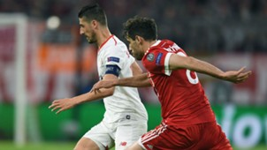 Sergio Escudero Javier Martinez Sevilla Bayern Munich UEFA Champions League