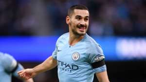 Gundogan Manhcester City 2019