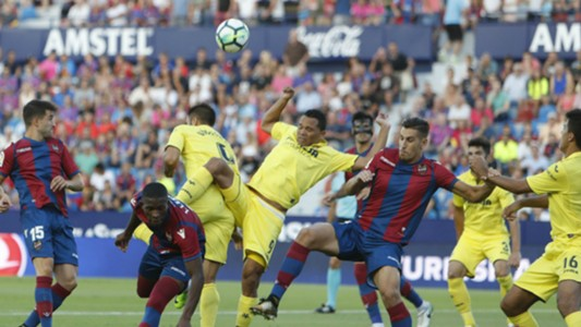 Levante Villarreal LaLiga 21082017