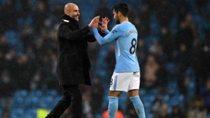 Ilkay Gündogan Pep Guardiola Manchester City