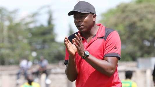 Kariobangi Sharks coach William Muluya.
