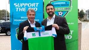 Canberra A-League bid