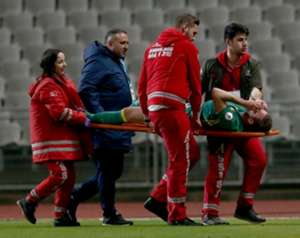 Yigithan Guveli injured Fenerbahe Istanbulspor 01162018
