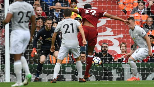 David De Gea Manchester United 2017
