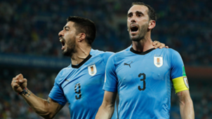 Uruguay Portugal World Cup 2018