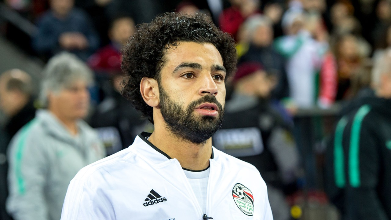 Image result wey dey for Mohamed Salah 'almost 100 per cent' fit for Egypt's World Cup opener
