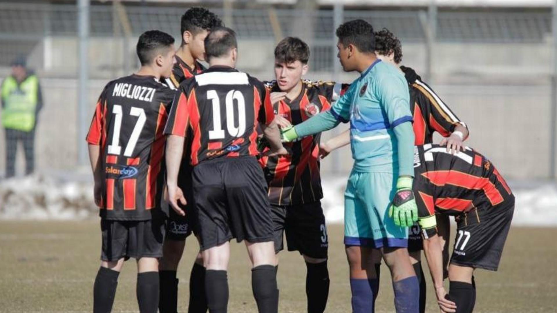Serie C Club Fields 7 Teenagers, Loses 20-0