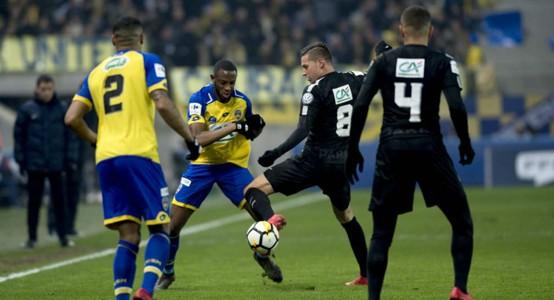 El-Hadji Ba Sochaux Ligue 2