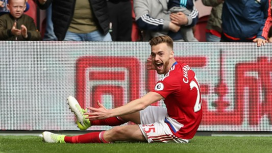 Opta Team of the Week Calum Chambers